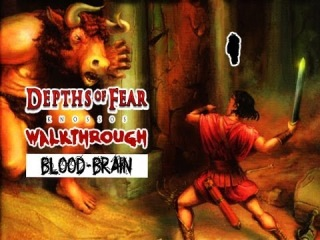 Depths Of Fear: Knossos [The Satyr] #1
