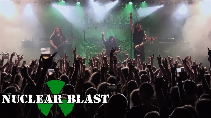 KATAKLYSM - The Resurrected (OFFICIAL LIVE VIDEO).