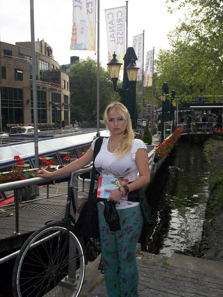Елена Руденко. Амстердам и прилегающие к нему деревни. 2013 г. июнь. JDuFSXuVWFA