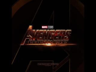 Новый тизер «Мстителей: Война бесконечности»