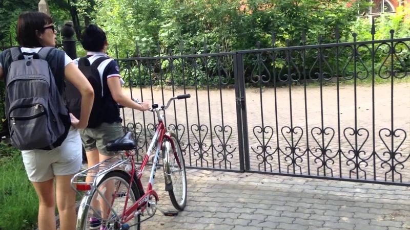 Велопрогулка | Тушино | Покровское-Стрешнево