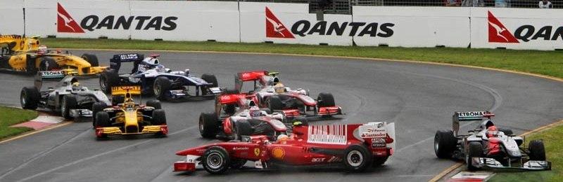 Гонки.МЕ: Гран-при Австралии