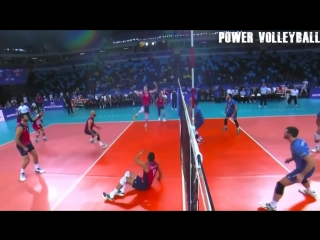Top 20 most beautiful volleyball actions of all time (hd)
