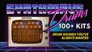 Beatskillz Presents - Synthwave Drums - 80s Drum Rompler - Beatskillz