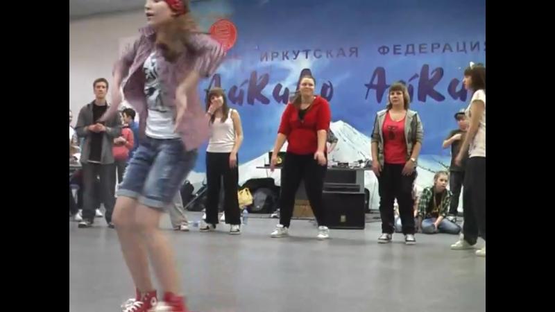 2012 альянс иркутск селекшн тины