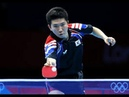 Ryu Seung Min The Best Footwork Of All Time Traditional Penhold King