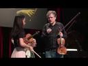 2018 Menuhin Competition | Henning Kraggerud Masterclass | Mozart's Violin Concerto No. 4
