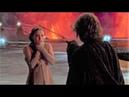 Anakin Skywalker vs Obi Wan Kenobi Final Duel Revenge of the Sith CC