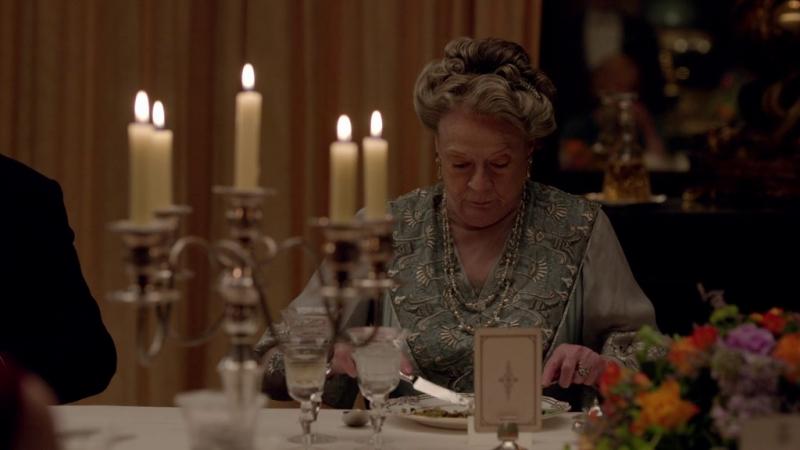 Downton abbey |6х04| расстроенная графиня Грэнтэм