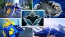 МОГУЧИЕ РЕЙНДЖЕРЫ Дино заряд Прохождение игры Синим рейнджером и его динозавром роботом зордом на И