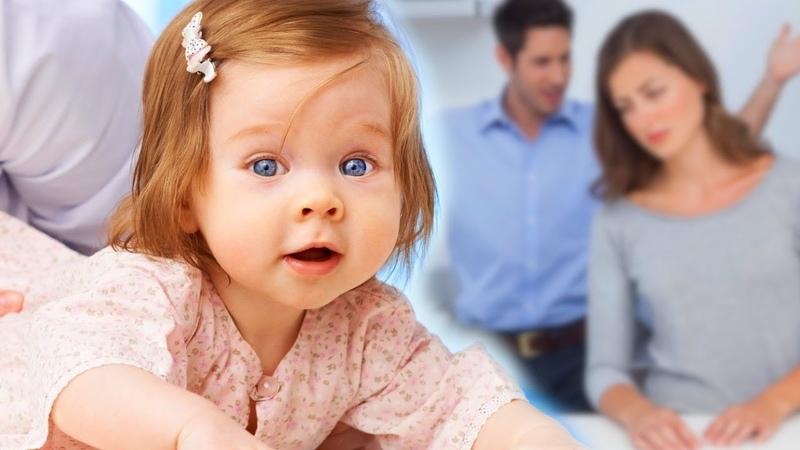 Это не моя дочь! Я сделал тест ДНК! Ты меня обманывала всё время! Я ухожу от тебя!