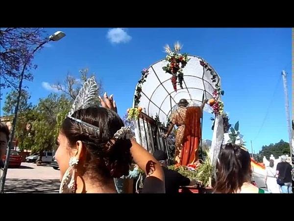 ROMERIA SAN JUAN 2018 ALHAURIN de la TORRE Malaga, Ermita del Alamillo, 10062018