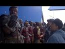 Мстители Война Бесконечности фичуретка За кадром битвы Ваканда
