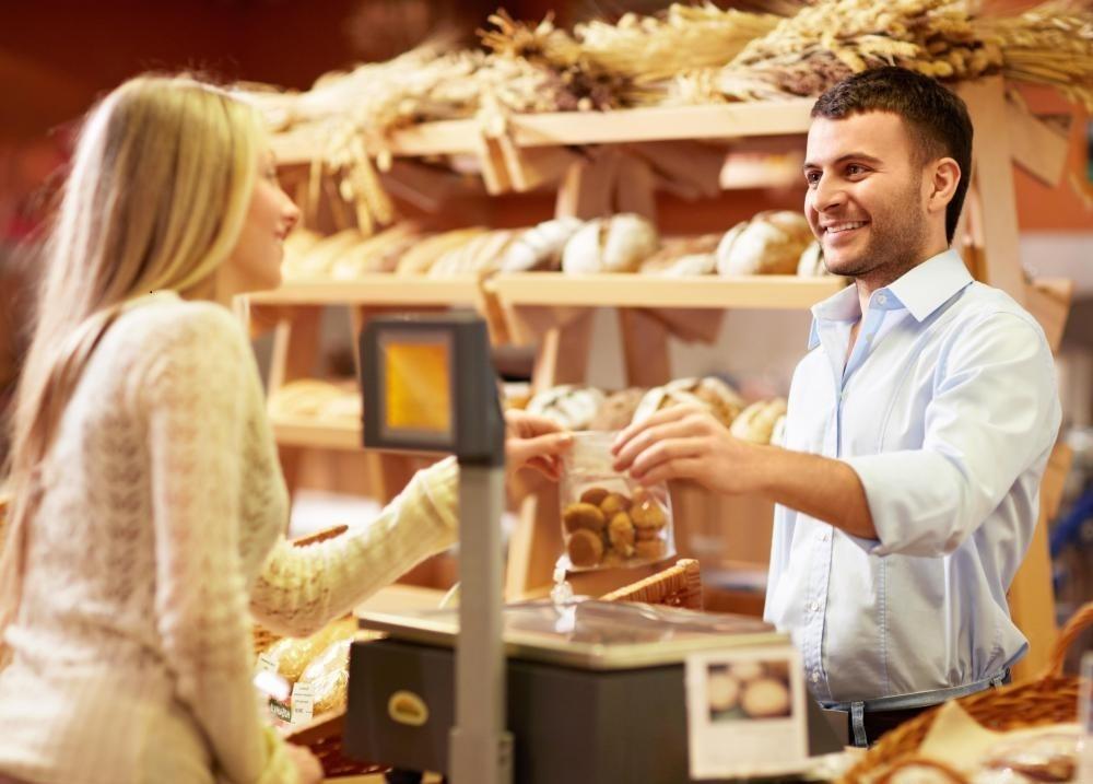 Оптовики могут продавать хлебобулочные изделия, такие как мука и сахар.