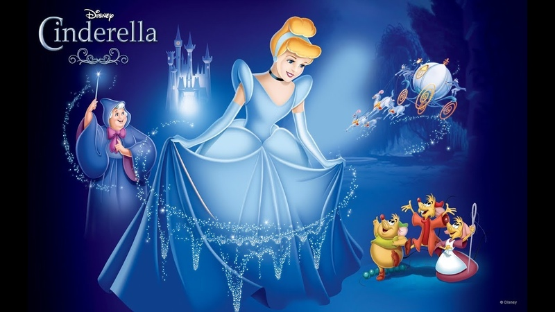 Cinderella Full Movie in English - Disney Animation Movie HD
