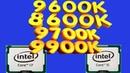 INTEL i5 9600k i5 8600k i7 9700k i9 9900k ТЕСТЫ FPS В ИГРАХ КАКОЙ ПРОЦЕССОР КУПИТЬ ЛУЧШИЙ АПГРЕЙД