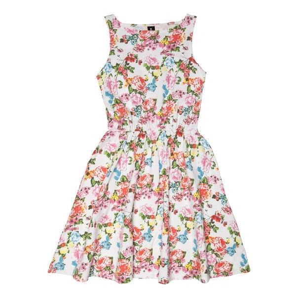 Летние платье для девочки