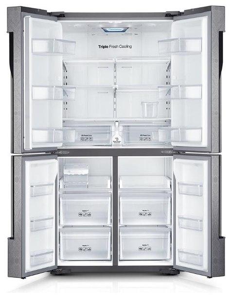 Красивый и современный холодильник