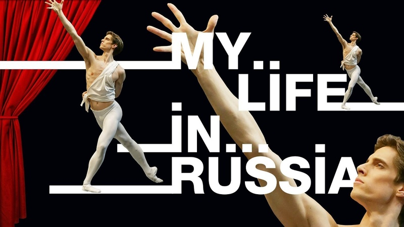 My life in Russia Xander Parish, principal ballet dancer of the Mariinsky Theater, St. Petersburg