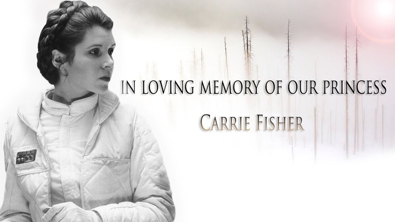 Leia Organa You will always be our Princess Star Wars