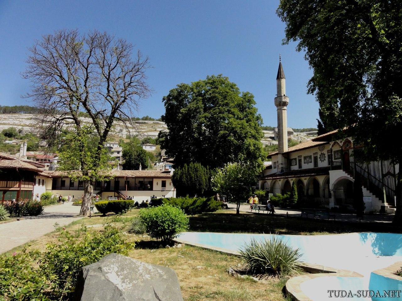 Бахчисарайский дворец внутри