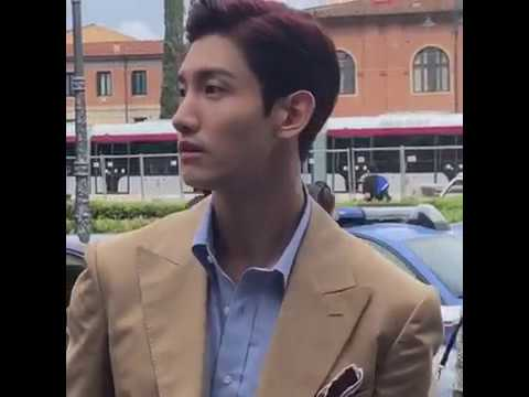 2018.06.13 최강창민(MAX Changmin) in Firenze(Florence)
