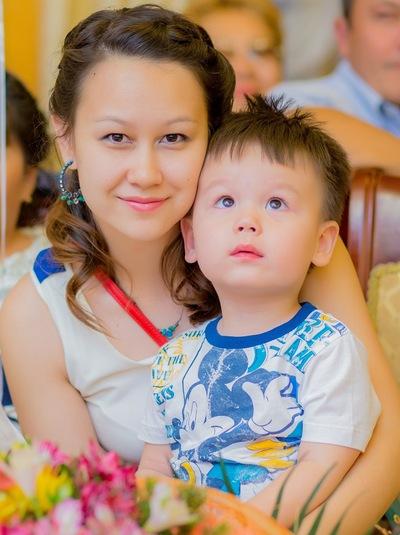 Элеонора Ким, 11 августа , Омск, id4313683