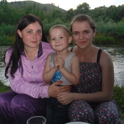 Сашенька Саломатова, 25 августа 1991, Сим, id109527308