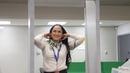 ZAVODчанки 37 Кристина Камалова агент зала делегаций службы организации перевозок аэроп Бегишево