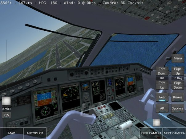 Скачать Infinite Flight Simulator для android