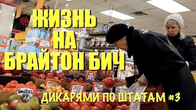 Между СССР и Америкой | ДИКАРЯМИ по ШТАТАМ 3 [4K]