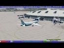 Boeing 777 / Vatsim / Полёты за компанию.