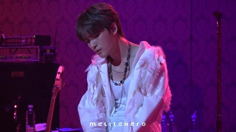 180921 김재중 JAEJOONG Hall Live Tour 2018 ~SECRET ROAD~ 歌うたいのバラッド (노래하는 이의 발라드)