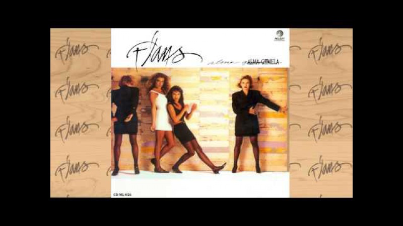 Flans / Alma Gemela (1988) - (Full Cd Album)