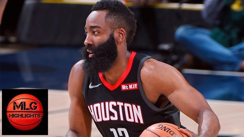 Houston Rockets vs Utah Jazz - Game 4 - Full Game Highlights | April 22, 2019 NBA Playoffs