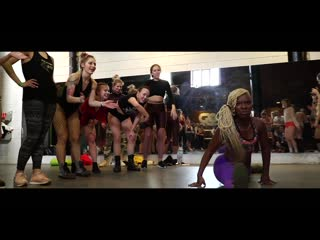 Workshop by shanice xpressionz | qot 2019 | moscow