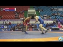 МТ Mongolia Open 2018, 97кг, за бронзу, Нямхай Батдорж Монголия - Андрей Аронов Саха 5-5