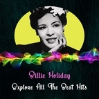 Billie Holiday альбом Explore All the Best Hits