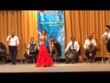 Mishina Olga, oriental orchestra