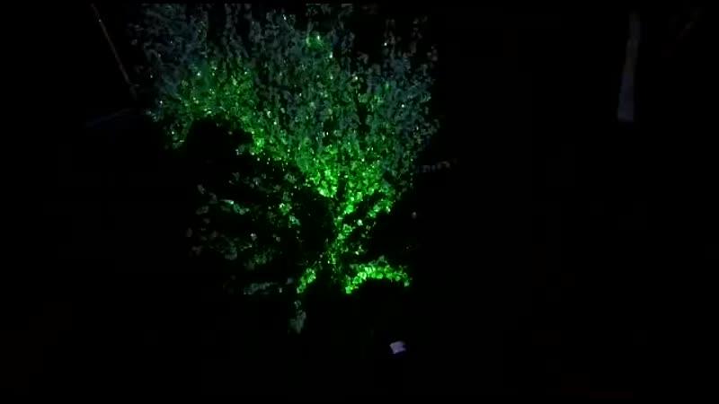 Уличный светодиодный фонарь прожектор