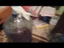 Вино из Винограда Изабелла Своими руками, Самый простой рецепт