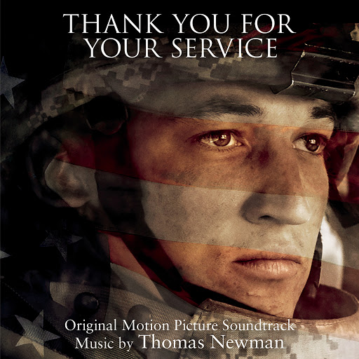 Thomas Newman альбом Thank You for Your Service (Original Motion Picture Soundtrack)