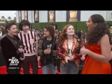 Noah, Finn, Gaten, Sadie give interviews // MTV Movie and TV Awards