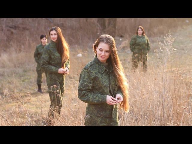 Поздравление с 8 марта от военнослужащих НМ ДНР