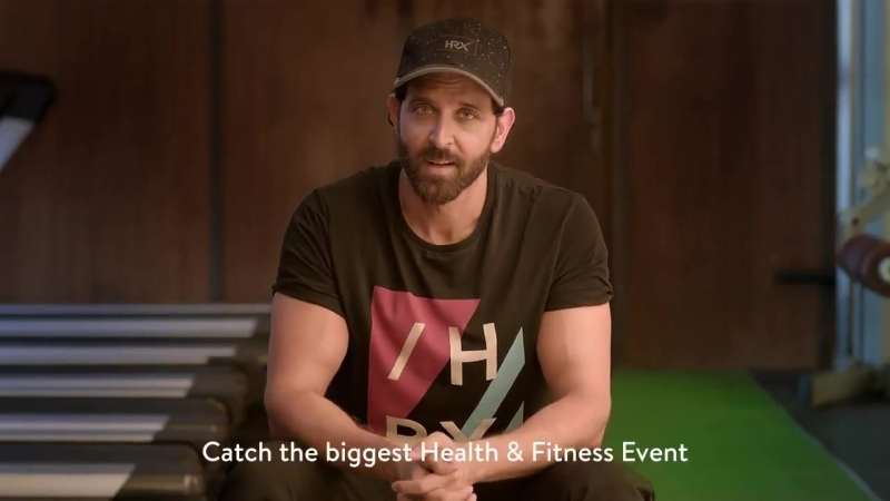 This 24th June, get your fitness resolutions back on track. Join @iHrithik in the march to BeBetterEveryDay Because it's time to