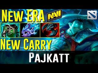 Pajkatt New Era Carry Na'Vi Dota 2