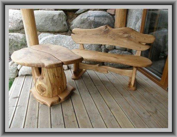 Мебель для бани своими руками из подручных материалов