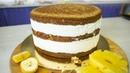 Торт «Колибри» / Hummingbird cake - Я - ТОРТодел!