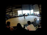 Tall Paul Real City Spin Flatland BMX MTL 2014