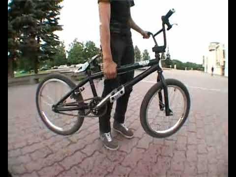 Боря Галас bikecheck 2007 insidebmx